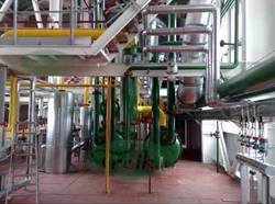 Palm Kernel Solvent Extraction Plants